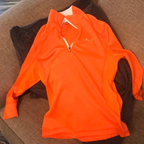 Puma Other - Junior Golf pullover